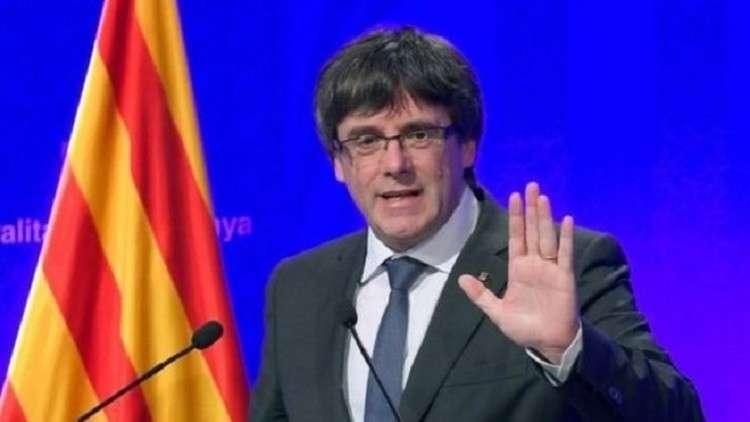 رئيس إقليم كتالونيا: سنعلن الاستقلال خلال أيام