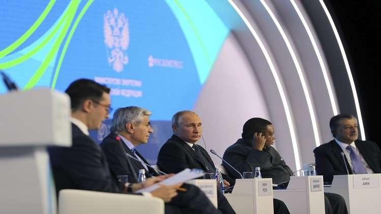 بوتين حول شراكة واشنطن والرياض: ليس هناك شيء دائم في العالم