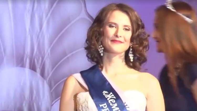 بالفيديو.. ملكة جمال الشرطيات الروسيات