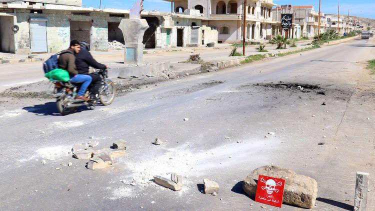 أزومجو: السارين استخدم في خان شيخون قبل 5 أيام من قصف الطيران السوري