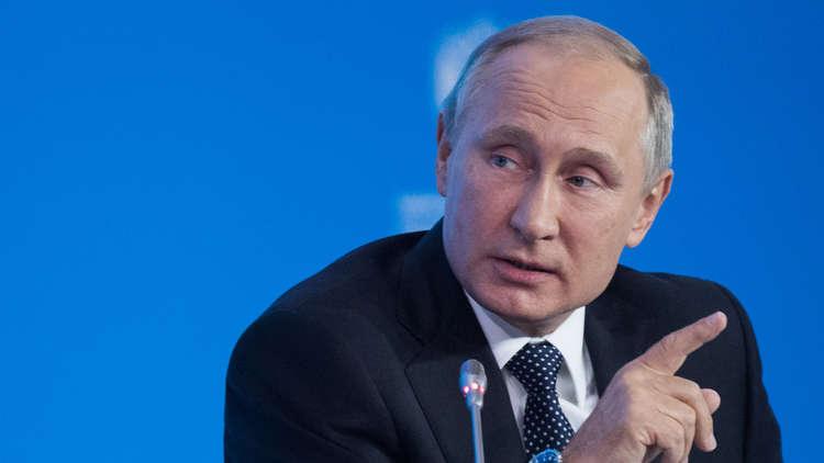 الرئيس بوتين يتحدث عن علاقة روسيا بمصر والسعودية وسوريا