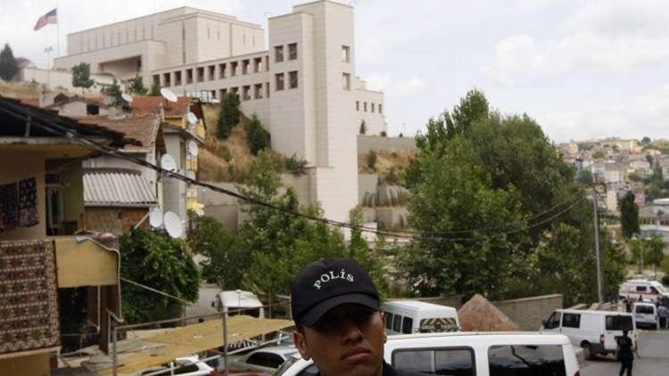 واشنطن تنتقد أنقرة بسبب حبس موظف بالقنصلية الأمريكية في اسطنبول