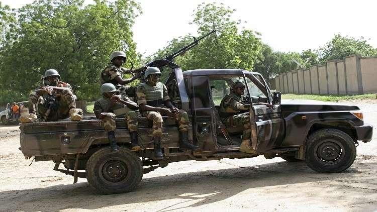 مقتل جنود أمريكيين ونيجريين في كمين قرب حدود مالي