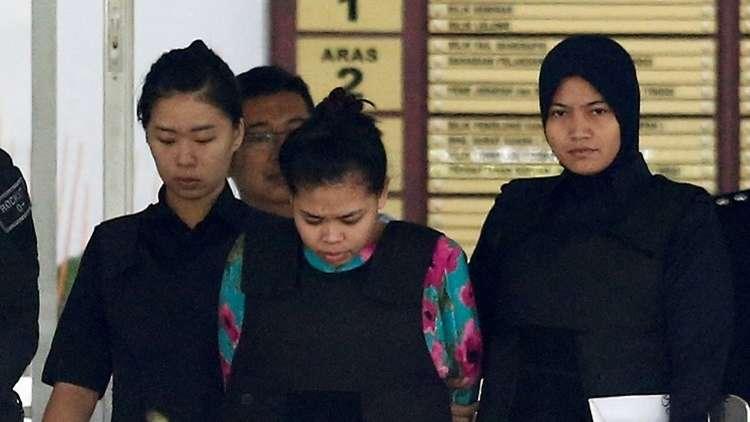 قميص متهمة باغتيال شقيق الزعيم الكوري الشمالي يثبت تورطها بالجريمة!