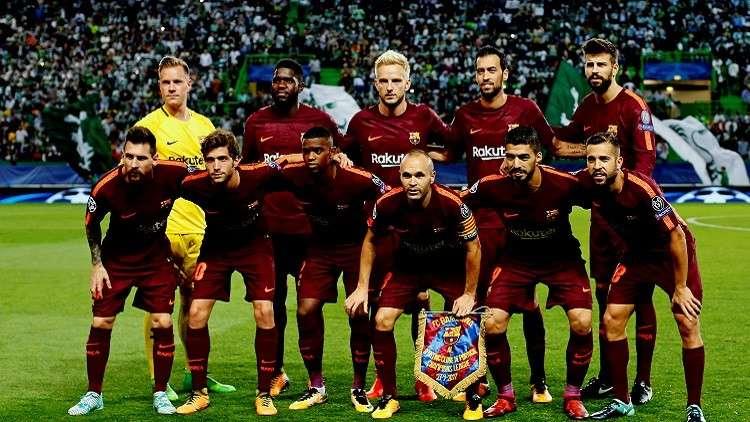برشلونة يتلقى دعوة للمنافسة في الدوري الروسي!