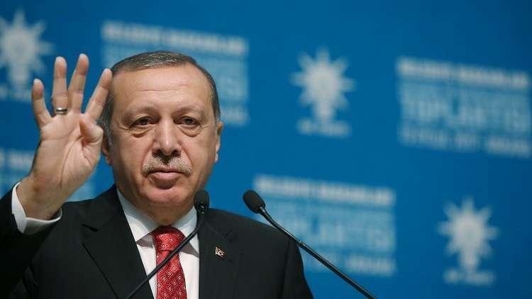 أردوغان: لا شرعية للأكراد في كركوك
