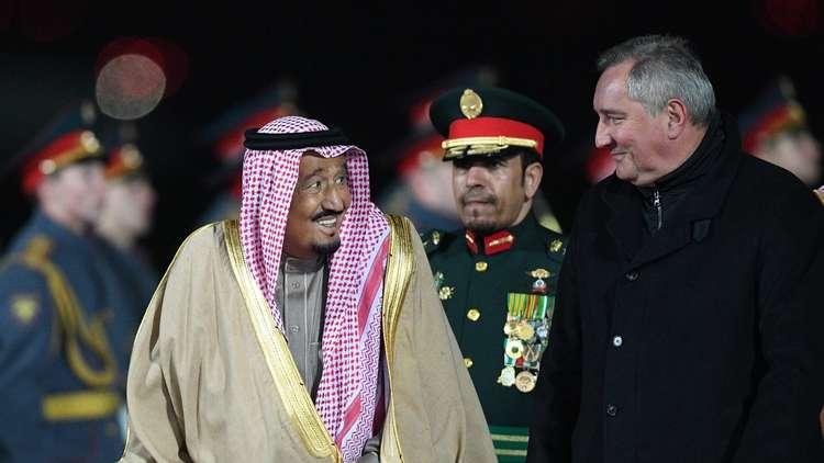 الملك السعودي يبحث عن بديل لواشنطن