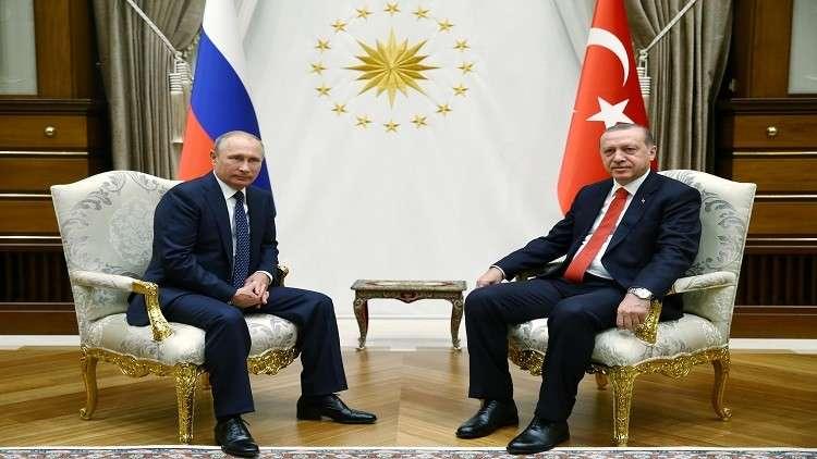 أردوغان يكشف عن تفاصيل محادثاته مع بوتين بخصوص إدلب