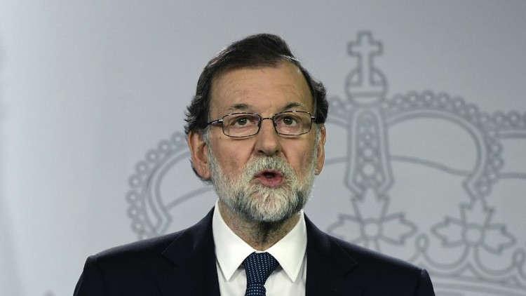 مدريد تدعو رئيس كتالونيا للتخلي عن إعلان الاستقلال من جانب واحد
