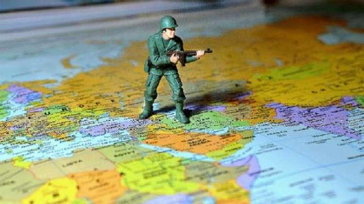 الغرب يبحث عن مكان جديد لمحاولة النيل من روسيا