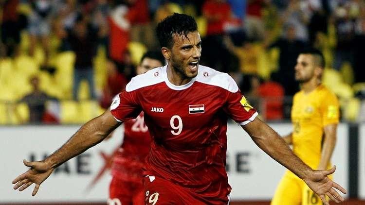 منتخب سوريا يحتفظ بحلم التأهل لكأس العالم