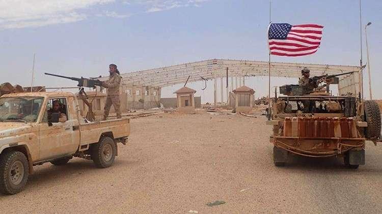 الدفاع الروسية: قاعدة التنف الأمريكية تلعب دورا مشبوها في سوريا