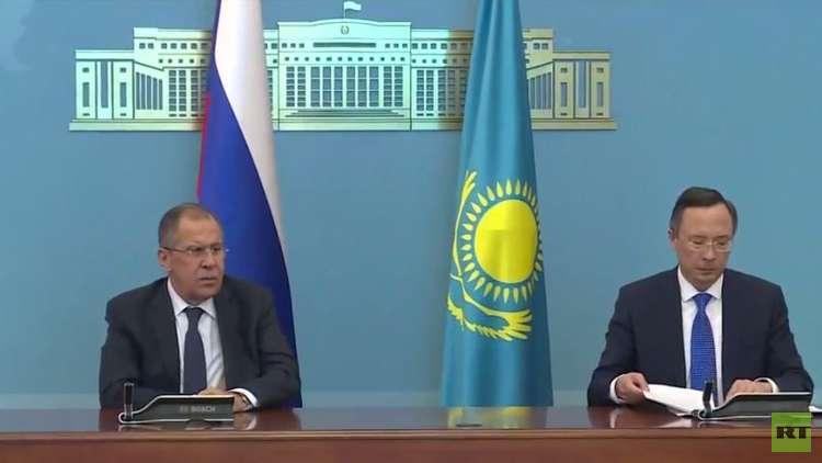 موسكو تدعو المعارضة السورية للتوحد في جنيف وتنصحها بعدم تقديم شروط مسبقة