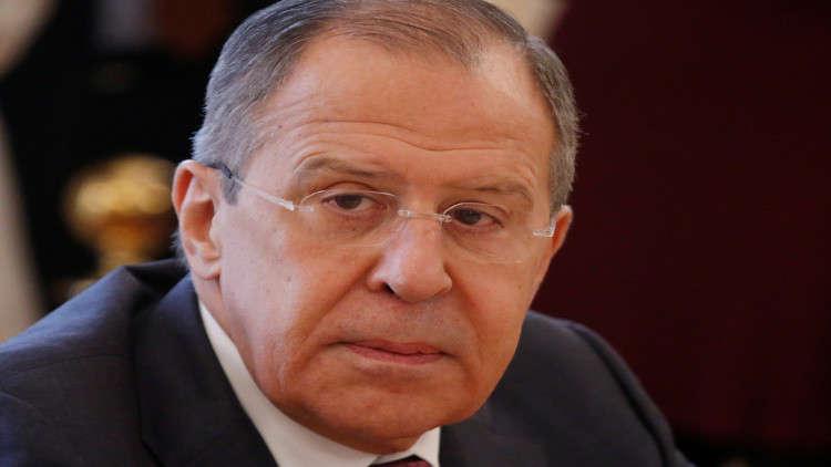 لافروف يعلق على أنباء حول نية واشنطن الانسحاب من الاتفاق النووي الإيراني