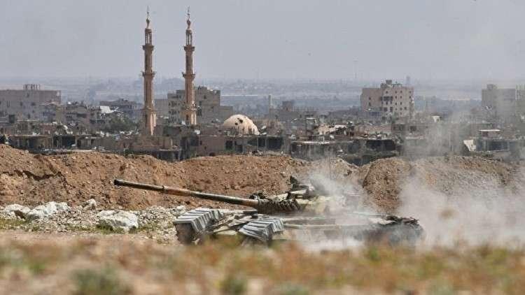 ما هي مخاطر انسحاب واشنطن من الاتفاق النووي مع إيران على سوريا؟!
