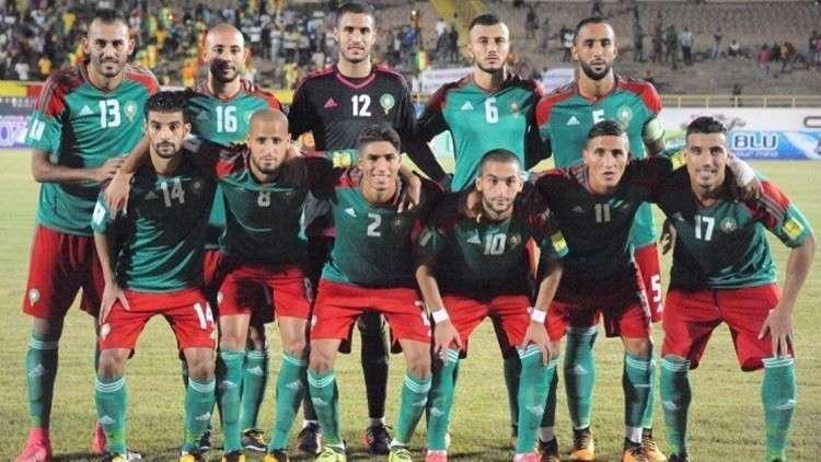 """المغرب يرفع شعار """"لا بديل عن الفوز"""" أمام  الغابون"""
