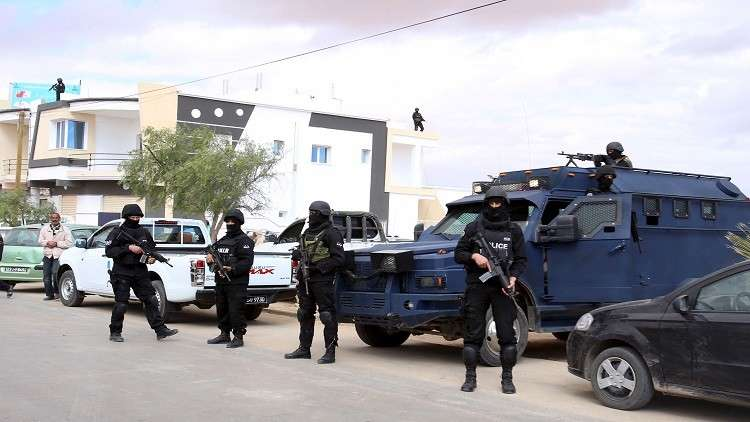 تونس تحيل أكثر من 800 إرهابي إلى العدالة