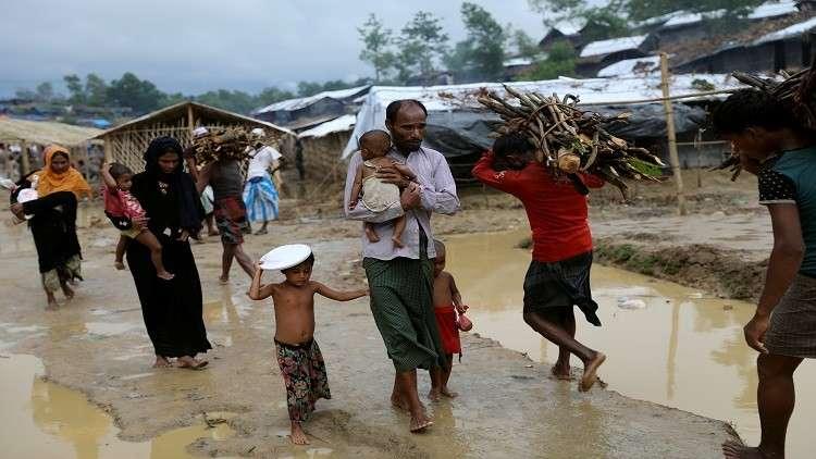 الأمم المتحدة: 515 ألف روهنغي في بنغلاديش