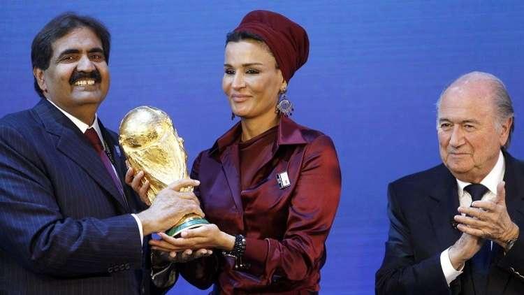 الديلي ميل تكشف عن دولة بديلة لقطر لاستضافة مونديال 2022