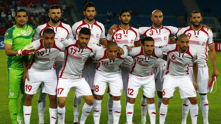 التشكيلة الرسمية لمنتخب تونس أمام غينيا