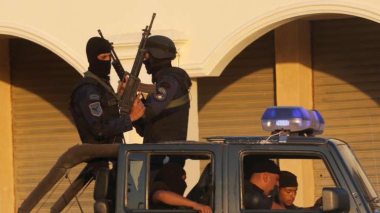 الأمن المصري يقبض على 14 عنصرا من حركة