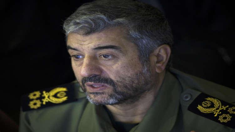 الحرس الثوري الإيراني: سنتعامل مع الجيش الأمريكي كما نتعامل مع