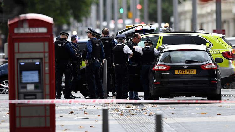إخلاء سبيل سائق السيارة التي دهست أشخاصا غرب لندن