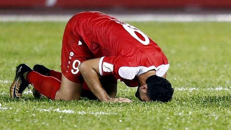 هل ستجتاز سوريا عقبة أستراليا في مشوار كأس العالم 2018