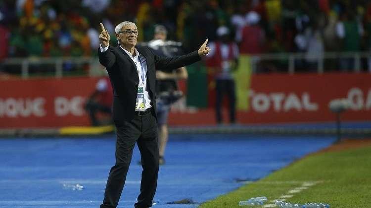 مدرب مصر يستبعد 4 لاعبين قبيل مواجهة الكونغو