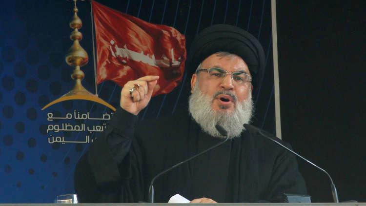 نصر الله يهاجم السعودية ردا على تصريحات السبهان