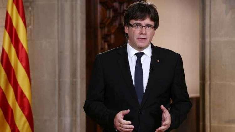 زعيم كتالونيا: سنطبق قانون الاستفتاء الخاص بإعلان الاستقلال