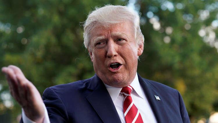 ترامب: سياستنا بشأن كوريا الشمالية خلال السنوات الـ25 الأخيرة كانت فاشلة