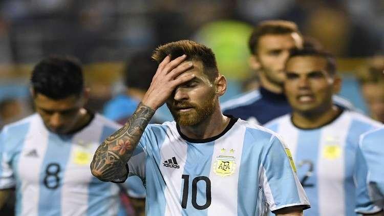 إنفانتينو: اعتزال ميسي قبل الفوز بكأس العالم أمر محبط