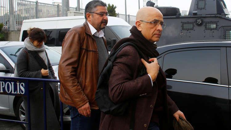 إلغاء حكم بالسجن 25 عاما لمعارض تركي كشف عن تهريب أسلحة إلى سوريا