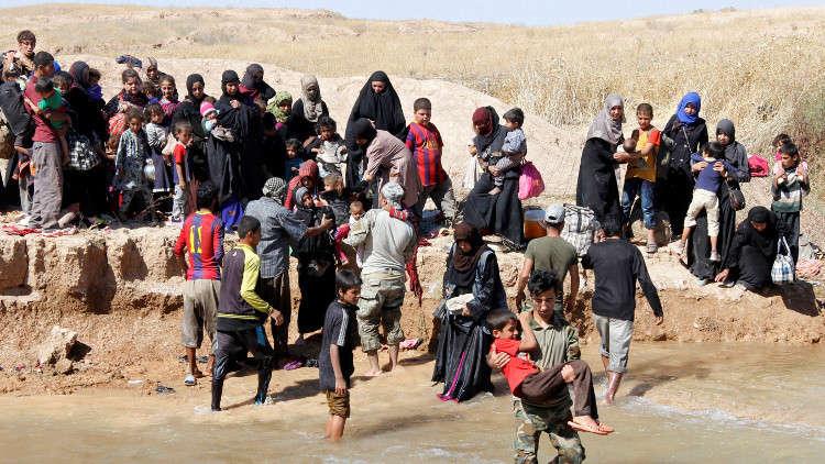 الأمم المتحدة: 5.4 مليون نازح في العراق منذ 2014