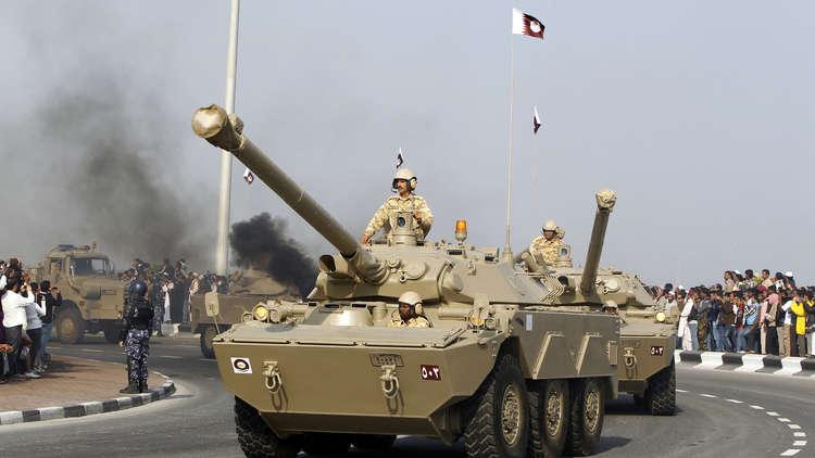 بالفيديو.. التلفزيون القطري يتحدث عن مواجهة