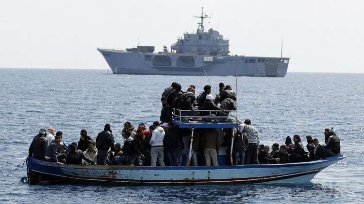 أكثر من 2700 مهاجر تونسي وصلوا إلى السواحل الإيطالية في 3 أشهر