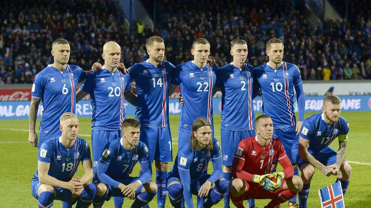 آيسلندا في المونديال لأول مرة في تاريخها..  وكرواتيا تحافظ على آمالها