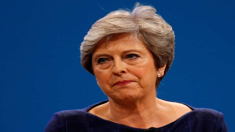 نصف البريطانيين يؤيدون بقاء ماي حتى الخروج من الاتحاد الأوروبي