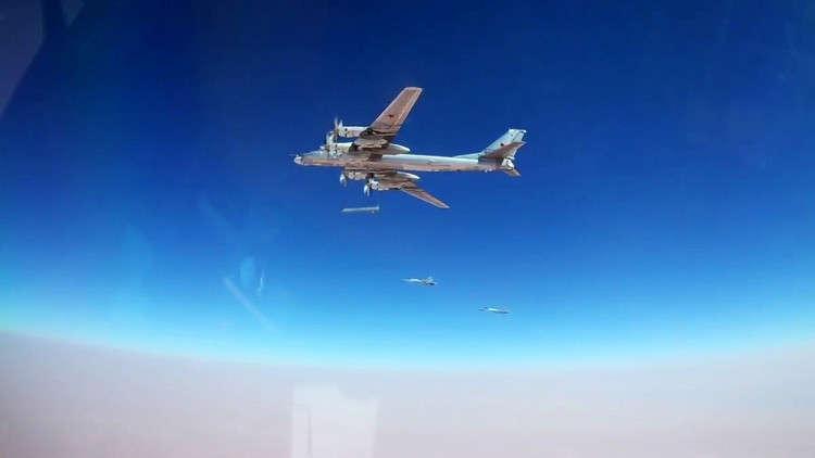 الطيران الروسي يقضي على أكثر من 100 داعشي في دير الزور