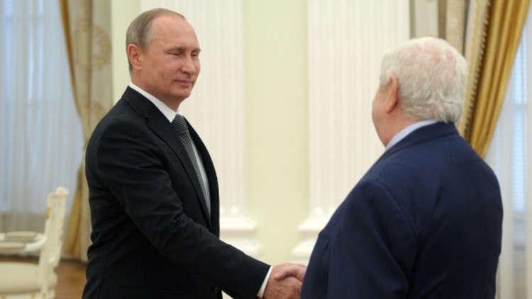 الكرملين: جدول أعمال بوتين لا يتضمن لقاء مع المعلم