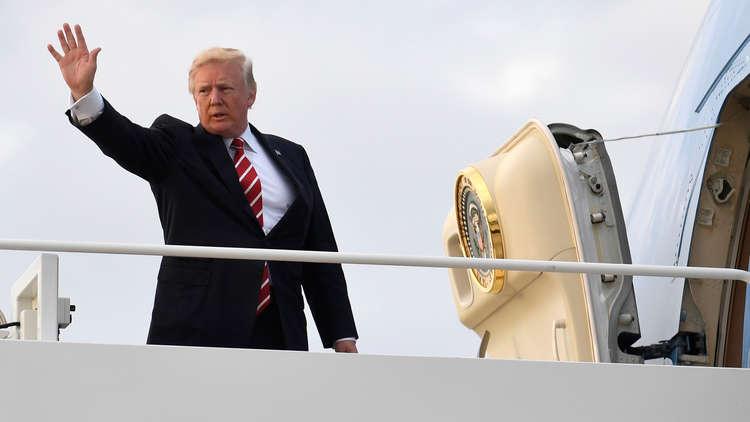 ترامب قد يزور المنطقة العازلة بين الكوريتين