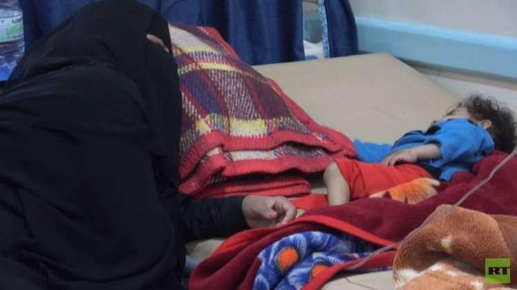 وباء الكوليرا يبتلع المزيد من اليمنيين