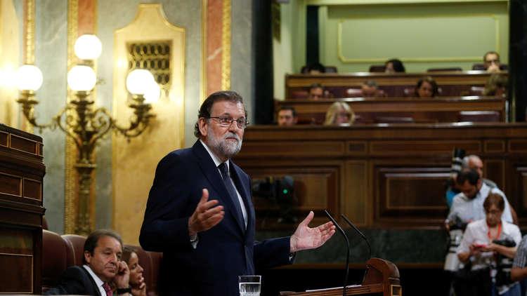 مدريد ترفض الاعتراف بانفصال كتالونيا وتهدد بإجراءات