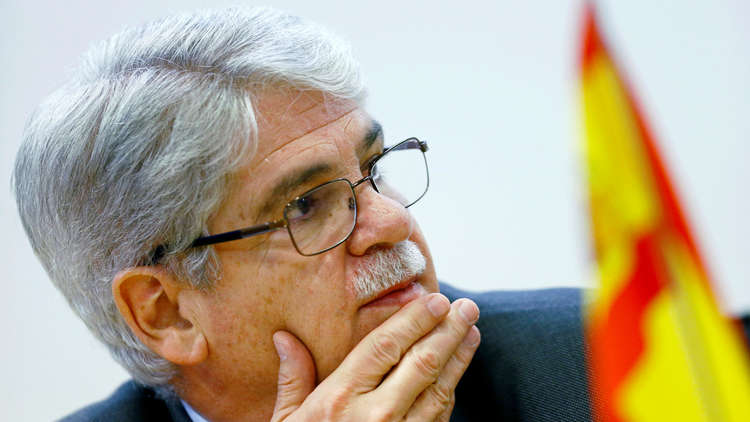 مدريد: خطاب زعيم كتالونيا كان خدعة والمجال يبقى للتفاوض