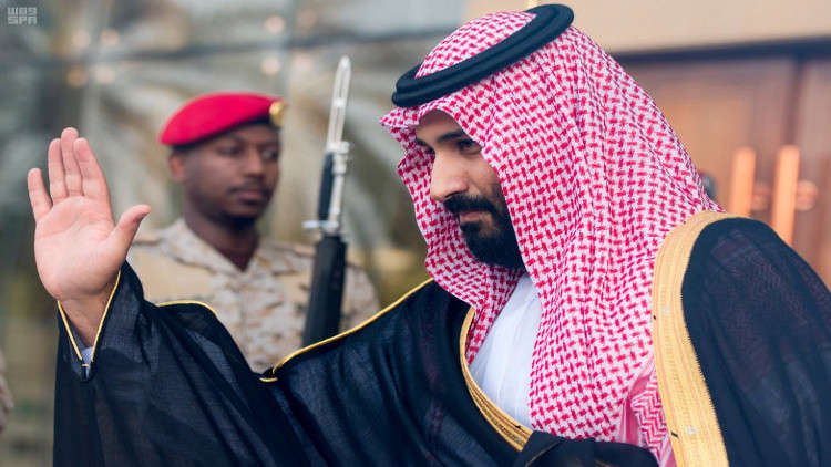 محمد بن سلمان: ثأر ولدك عندي