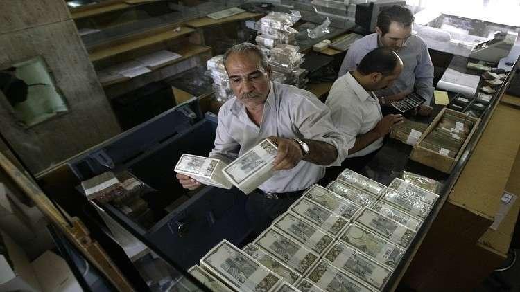 سوريا...الرواتب يجب ألا تقل عن 50% من الناتج المحلي الإجمالي