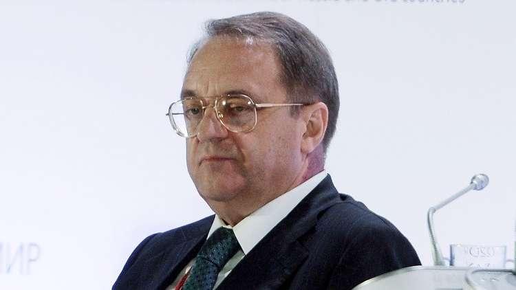بوغدانوف حول إدلب: الاتصالات مستمرة يوميا بين دمشق وأنقرة وموسكو وطهران