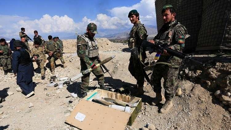 مقتل وإصابة 13 من طالبان بانفجار قنبلة شرق أفغانستان