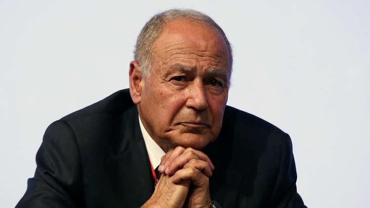 الجامعة العربية تعلن موقفها من الأزمة الخليجية القطرية